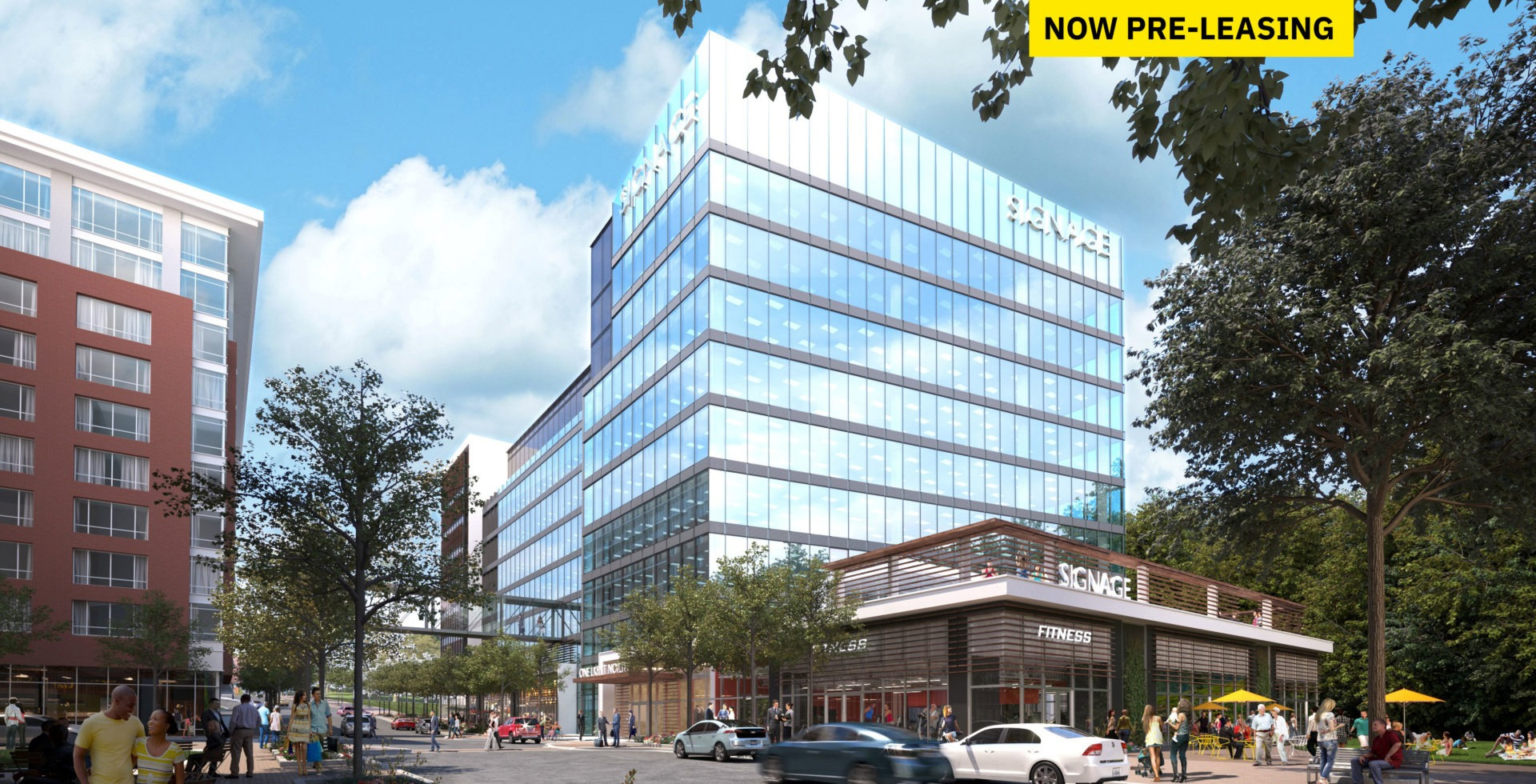 Columbia Lakefront District MOB - Pre-Leasing